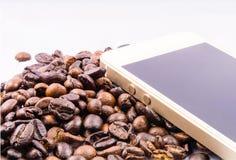 Aislante del grano de café Fotos de archivo libres de regalías