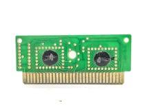 Aislante del juguete verde retro del juego de mesa de la madre del circuito imagenes de archivo