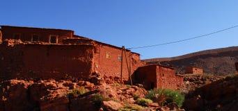 Ait摩洛哥的本Haddou 库存图片