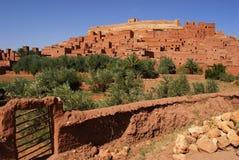 Ait摩洛哥的本Haddou 免版税图库摄影