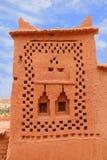 Ait Бен Haddou Kasbah, Марокко Стоковые Фотографии RF