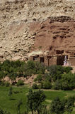 Ait Ben Addou, um ksar no deserto Fotos de Stock