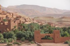 Ait Ben Haddou Imagenes de archivo