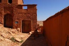AIT Ben Haddou al Marocco Immagine Stock