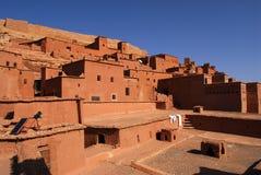 AIT Ben Haddou al Marocco Fotografie Stock Libere da Diritti