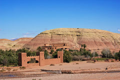 Ait ben Haddou Royalty Free Stock Photography