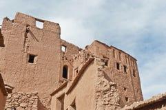 AIT Ben Haddou bei Marokko Lizenzfreie Stockfotos