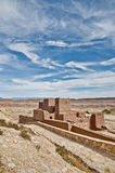 AIT Ben Haddou em Marrocos Fotos de Stock