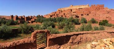 AIT Ben Haddou em Marrocos Foto de Stock
