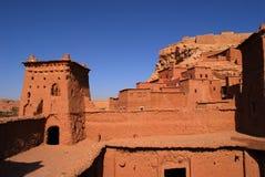 AIT Ben Haddou em Marrocos Fotos de Stock Royalty Free