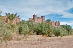 AIT Ben Haddou em Marrocos Imagens de Stock Royalty Free