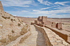 AIT Ben Haddou en Marruecos Fotos de archivo