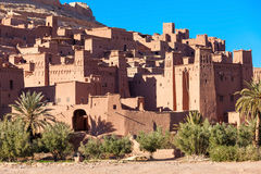 Ait Ben Haddou Royalty Free Stock Photo