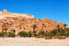 AIT-Ben-Haddou histórico Foto de Stock Royalty Free