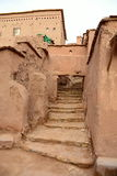 Ait ben haddou. Is historical city protected by UNESCO. All the town is made from clay Royalty Free Stock Images