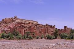 ait ben haddou kasbah Στοκ Φωτογραφίες