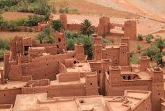 Ait Ben Haddou Kasbah, Marrocos Imagens de Stock Royalty Free