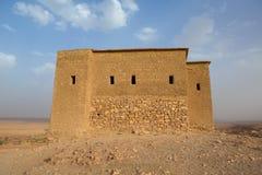 Ait Ben Haddou Kasbah medieval em Marrocos Imagens de Stock