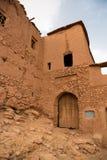 Ait Ben Haddou Kasbah medieval em Marrocos Imagens de Stock Royalty Free