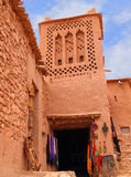 Ait Ben Haddou Kasbah, Morocco Royalty Free Stock Photos
