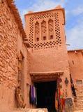 Ait Ben Haddou Kasbah, Morocco Royalty Free Stock Photos