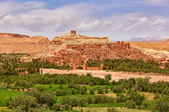 Ait Ben Haddou kasbah Stock Photos