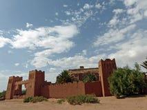Ait Ben Haddou Marocko Arkivbilder