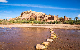 Ait Ben Haddou, Marrocos Foto de Stock