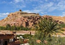 Ait Ben Haddou, Marrocos Fotografia de Stock