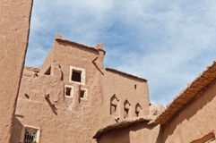 Ait Ben Haddou at Morocco Royalty Free Stock Photos