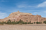 Ait Ben Haddou at Morocco Stock Images