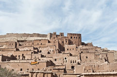 Ait Ben Haddou at Morocco Stock Image