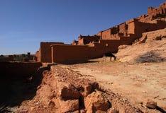 Ait Ben Haddou at Morocco Stock Photo