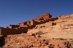 Ait Ben Haddou at Morocco Stock Photos