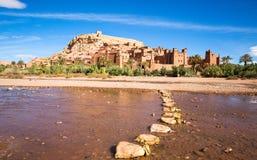 Ait Ben Haddou, Morocco stock photo