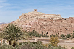 Ait Ben Haddou at Morocco Royalty Free Stock Images