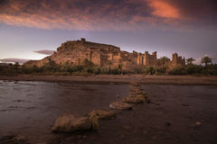 Ait Ben Haddou, Morocco Royalty Free Stock Photo