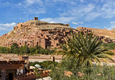 Ait Ben Haddou, Morocco Stock Photography