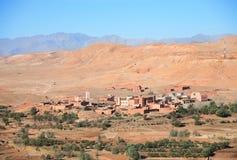 Ait-Ben-Haddou Stock Image