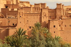 Ait Ben Haddu Marocco Royalty Free Stock Photos