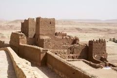 Ait Benhaddou Марокко Стоковые Фотографии RF