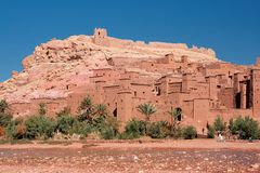 AIT Benhaddou Images stock