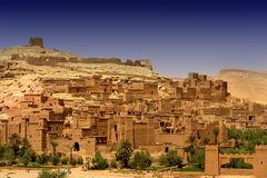 Ait benhaddou Royalty Free Stock Photos