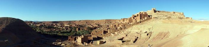 AIT Benhaddou em Marrocos Foto de Stock Royalty Free