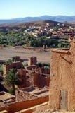 AIT Benhaddou em Marrocos Imagem de Stock