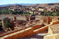 AIT Benhaddou em Marrocos Fotos de Stock
