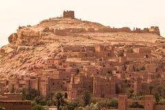 Ait Benhaddou kasbah Stock Images
