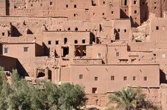ait benhaddou kasbah Morocco Obrazy Royalty Free