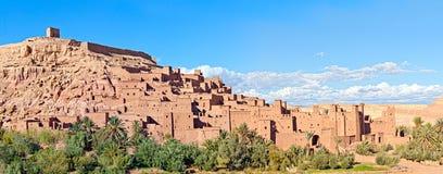 AIT Benhaddou, Maroc Photos libres de droits