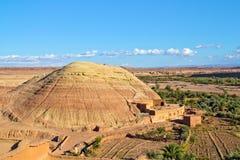 AIT Benhaddou, Maroc Images stock